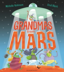 Grandmas from Mars, Paperback / softback Book