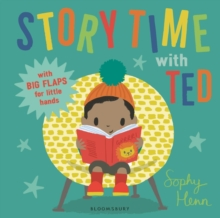 Story time with Ted, Hardback Book