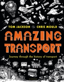 Amazing Transport, Hardback Book