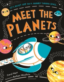 Meet the Planets, Hardback Book