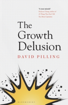 The Growth Delusion : The Wealth and Well-Being of Nations, Hardback Book