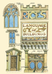 Rice's Language of Buildings, Hardback Book