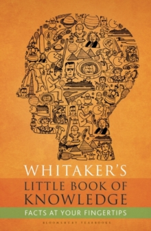 WHITAKERS LITTLE BOOK OF KNOWLEDGE, Hardback Book