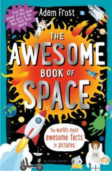 The Awesome Book of Space, Paperback / softback Book