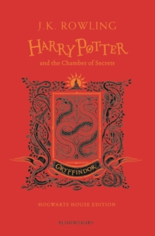 Harry Potter and the Chamber of Secrets - Gryffindor Edition, Hardback Book