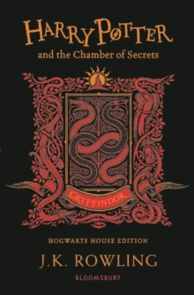 Harry Potter and the Chamber of Secrets - Gryffindor Edition, Paperback / softback Book