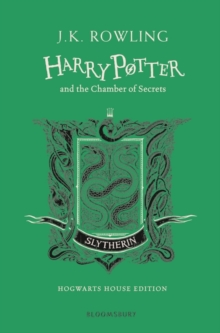 Harry Potter and the Chamber of Secrets - Slytherin Edition, Hardback Book