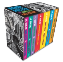 Harry Potter Boxed Set: The Complete Collection Adult Paperback, Multiple copy pack Book