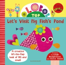 Olobob Top: Let's Visit Big Fish's Pond, Board book Book