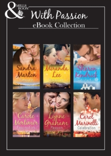 With Passion Collection (Mills & Boon e-Book Collections), EPUB eBook