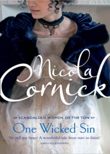 One Wicked Sin (Scandalous Women of the Ton, Book 2), EPUB eBook