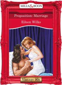Proposition: Marriage (Mills & Boon Vintage Desire), EPUB eBook