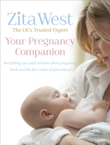 Your Pregnancy Companion : Everything you need to know about pregnancy, birth and the first weeks of parenthood, EPUB eBook