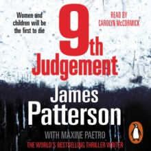 9th Judgement : Women and children will be the first to die... (Women's Murder Club 9), eAudiobook MP3 eaudioBook