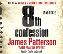 8th Confession : A brutal killer is stalking the rich and famous (Women's Murder Club 8), eAudiobook MP3 eaudioBook
