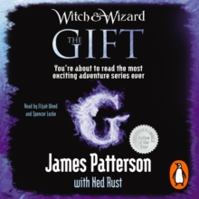 Witch & Wizard: The Gift, eAudiobook MP3 eaudioBook