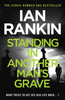 Standing in Another Man's Grave, Paperback Book