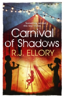 Carnival of Shadows, Paperback Book