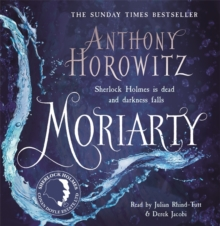 Moriarty, CD-Audio Book