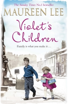 Violet's Children, Hardback Book