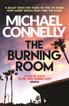 The Burning Room, Paperback Book