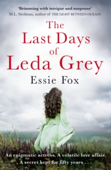 The Last Days of Leda Grey, Paperback Book