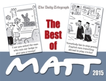 The Best of Matt 2015, Paperback Book