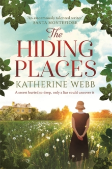 The Hiding Places : A compelling tale of murder and deceit with a twist you won't see coming, Hardback Book
