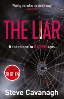 The Liar : Eddie Flynn Book 3, Paperback Book