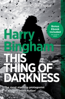 This Thing of Darkness : Fiona Griffiths Crime Thriller Series Book 4, EPUB eBook