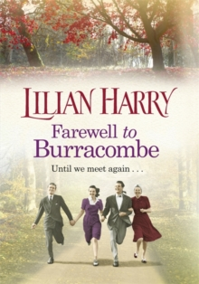Farewell to Burracombe, Hardback Book