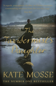 The Taxidermist's Daughter, Paperback Book