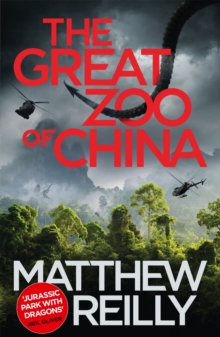 The Great Zoo of China, Paperback Book