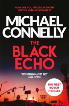 The Black Echo, Paperback Book