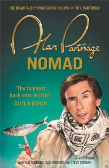 Alan Partridge: Nomad, Paperback Book