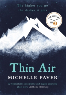 Thin Air : The most chilling and compelling ghost story of the year, Hardback Book