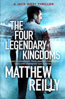 The Four Legendary Kingdoms, Hardback Book