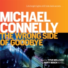 The Wrong Side of Goodbye, CD-Audio Book
