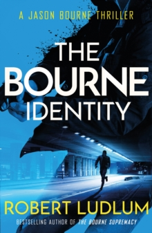 The Bourne Identity, Paperback Book