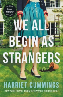 We All Begin as Strangers, Paperback Book