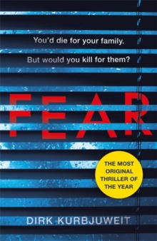 Fear : The gripping thriller that has everyone talking, Hardback Book
