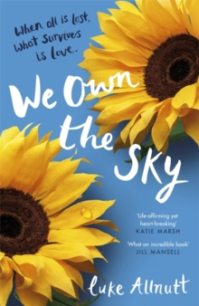 We Own The Sky, Hardback Book