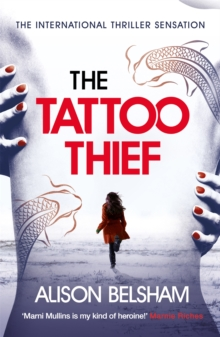 The Tattoo Thief, Paperback / softback Book