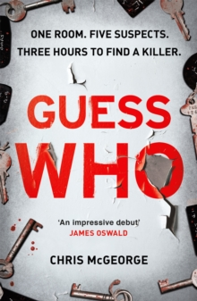 Guess Who, Paperback Book