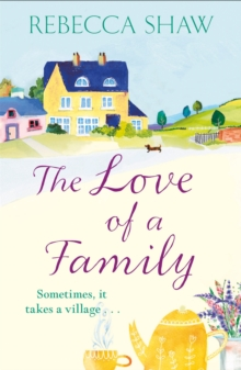 The Love of a Family, Hardback Book