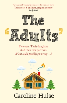 The Adults, Paperback / softback Book