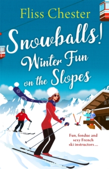 Winter Fun on the Slopes, Paperback Book