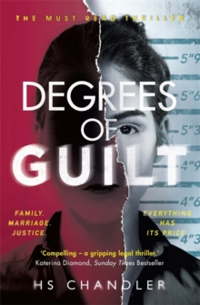 Degrees of Guilt : A gripping psychological thriller with a shocking twist, Paperback / softback Book