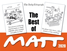 The Best of Matt 2020 : The funniest and best from the Cartoonist of the Year, Paperback / softback Book
