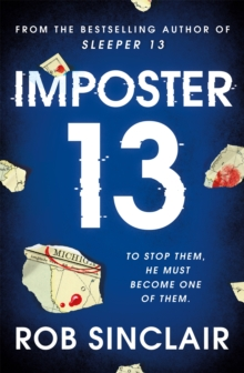 Imposter 13 : The breath-taking, must-read bestseller!, Paperback / softback Book